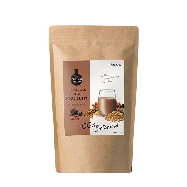 Dr.'s Natural recipe ボタニカルライフプロテイン(チョコレート味)375g 1