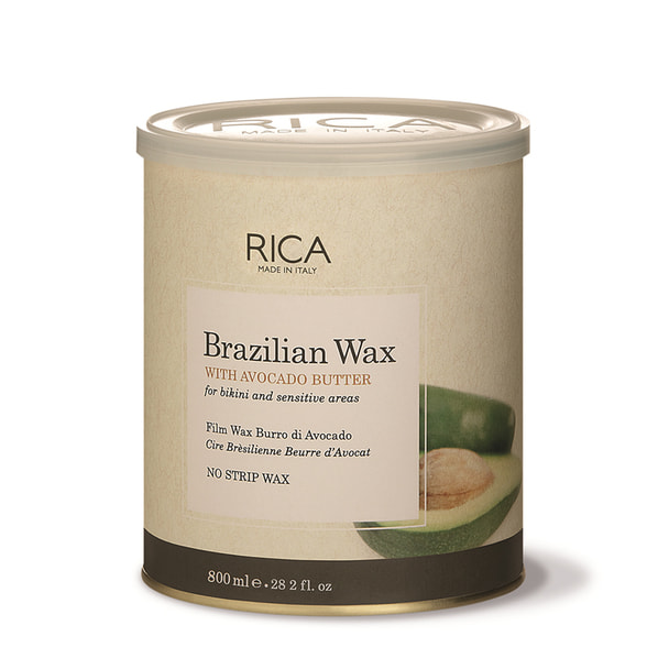 RICA ブラジリアンワックス AVB(アボカドバター)800g 1