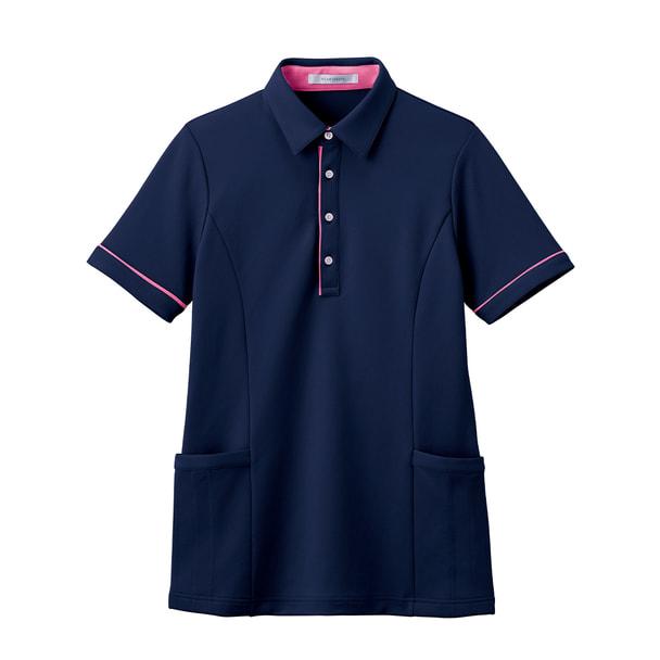 半袖ロングポロシャツ HSP004(3L)(スターリーナイト) 1