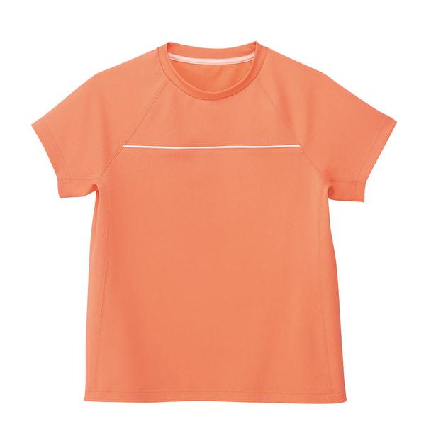 Tシャツ HM1579(3L)(マンゴーオレンジ) 1