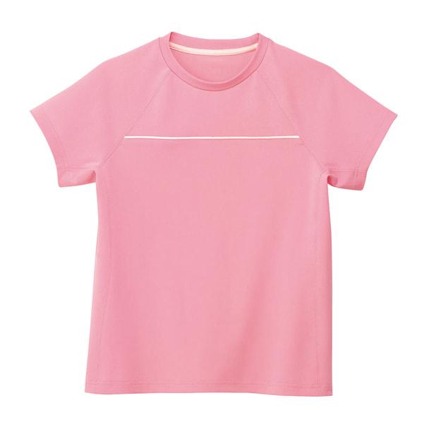 Tシャツ HM1579(L)(ストロベリーピンク) 1