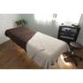 【ホテル仕様】オーガニックコットン特大タオルシーツ 100×220cm(ダークブラウン) 3