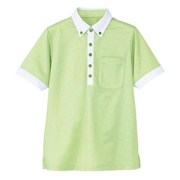 半袖ポロシャツ HM2679(S)(草原) 1