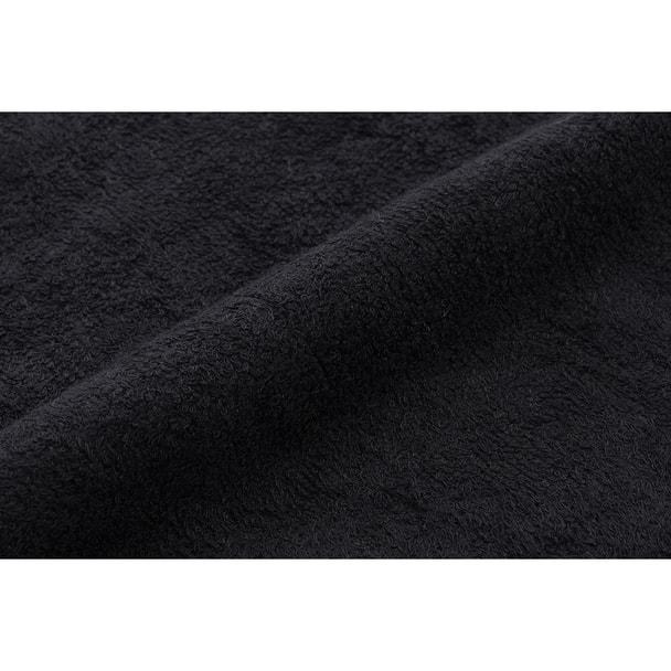【今治タオル】しっとり潤う ダブルムーン  バスタオル 68×150cm(ダークネイビー) 1