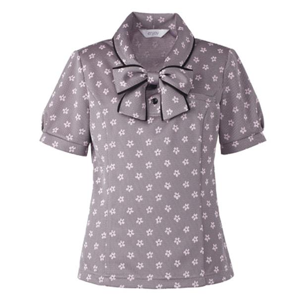 ポロシャツ ESP558(M)(ピンク) 1