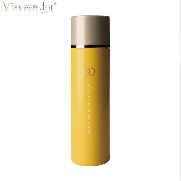 【Miss eye d'or】EYE D'OR ホイップウォッシュ マイクロバブル 120g 1
