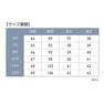 八分袖プルオーバー NWT012(13号)(ブラック) 8