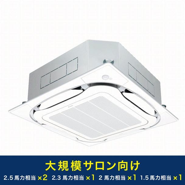 ダイキン 業務用エアコン(大規模サロン向けパッケージ1) 1