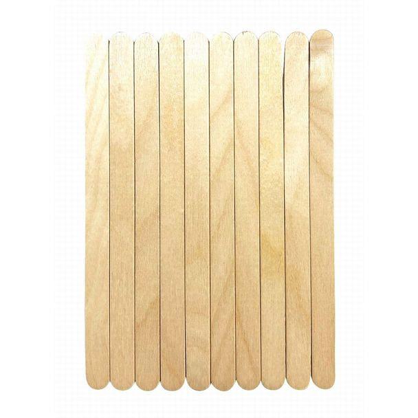 木製スパチュラ(145mm×10mm)100本