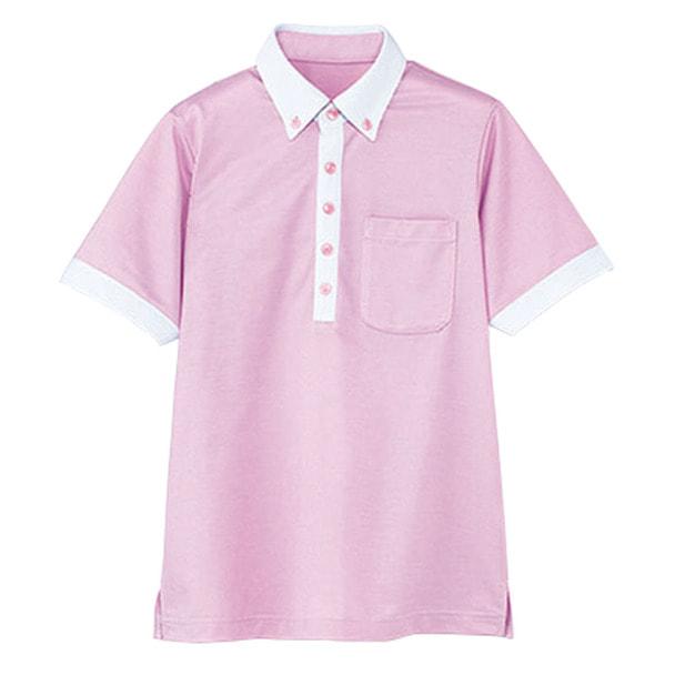 半袖ポロシャツ HM2679(LL)(桜) 1