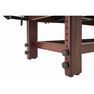 【FORTE】アームレスト可動式高級木製リクライニングベッド「フォルテ」 11