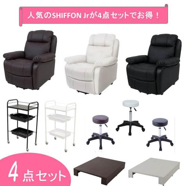 【アイラッシュ】開業SHIFFON Jrセット 1