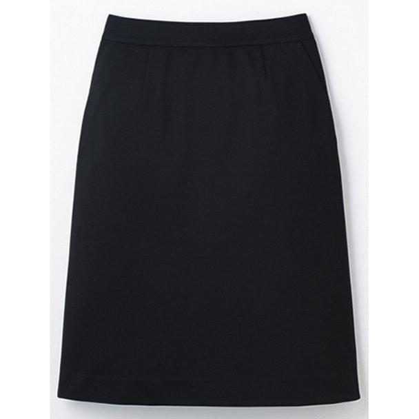 スカート 9011(17号)(ブラック) 1