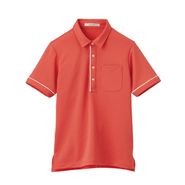 半袖ポロシャツ HSP003(3L)(コーラルピンク) 1