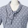 ポロシャツ ESP558(3L)(グレー) 5