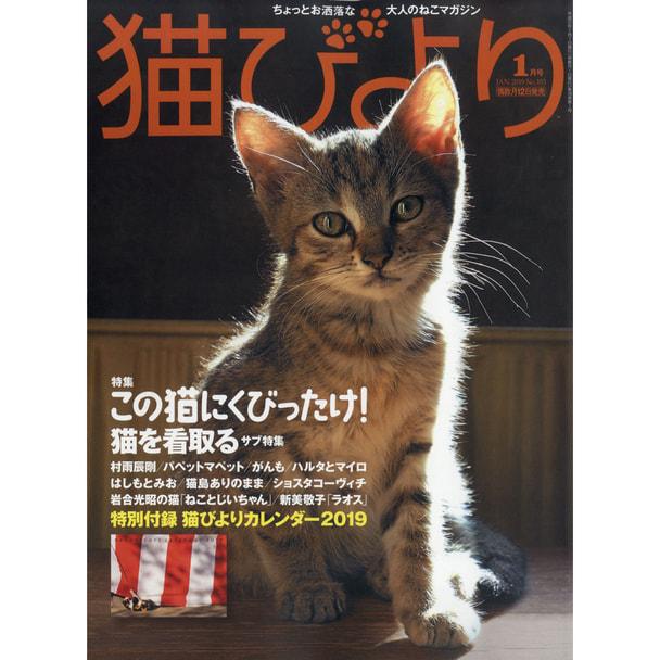 【定期購読】猫びより [偶数月12日・年間6冊分]