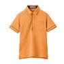 半袖ポロシャツ HSP003(L)(サニーオレンジ) 1