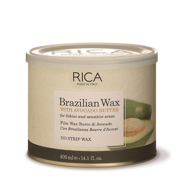 RICA ブラジリアンワックス AVB(アボカドバター)400g 1