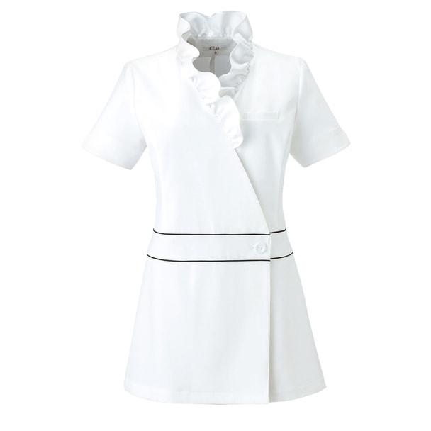 チュニックCL-0184(13号)(ホワイト) 1