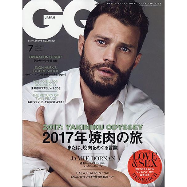 【定期購読】GQ JAPAN (ジーキュージャパン) [25日発売・年間10冊分]