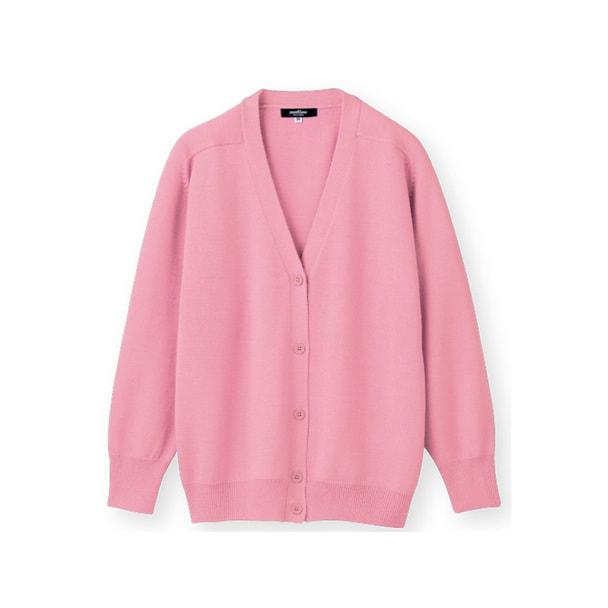 NCDカーディガン(長袖)56-024(L)(ピンク) 1
