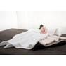 【今治タオル】しっとり潤う ダブルムーン  バスタオル 68×150cm(ホワイト) 3