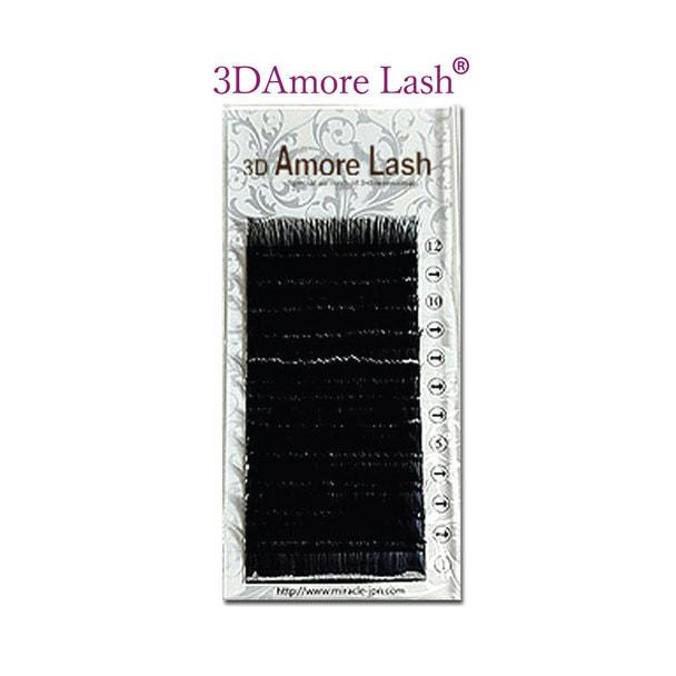 Amore Lash 極細セーブル [Cカール 太さ0.05 長さ12mm]