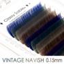 [VINTAGE NAVISH] FLAT [Cカール太さ0.15長さ10~13mm] 2