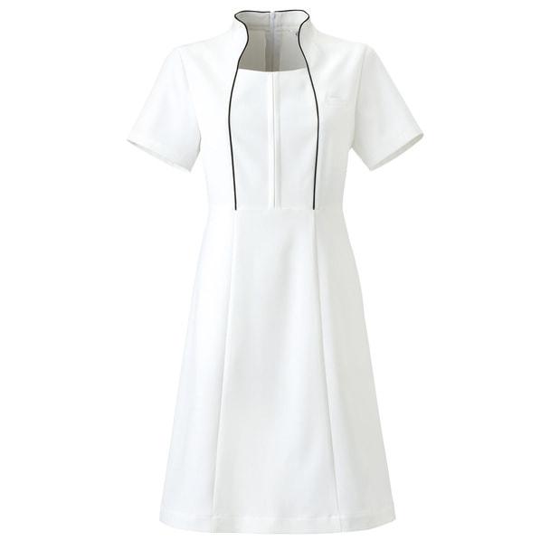 ワンピースCL-0181(15号)(ホワイト) 1