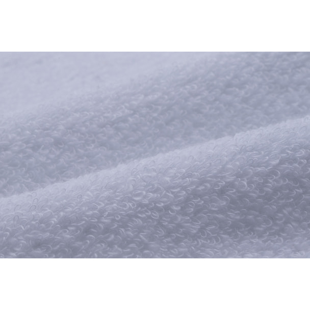 【今治タオル】ニュアージュ プロ バスタオルM (60×125cm)6214(ホワイト) 1