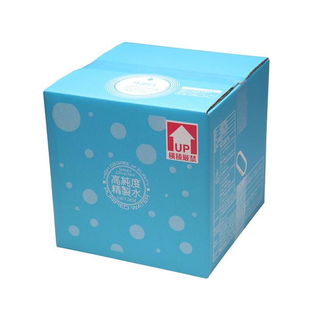 高純度精製水20L(注水コック付) 1
