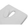 有孔リクライニングワイドマッサージベッドW-7 ホワイト【L190×W70cm】 3