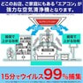 Cle Air Win(クレアウィン)エアコンフィルター天井用 20枚セット 2