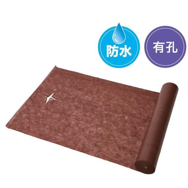 使い捨て防水有孔ベッドシーツ SP 幅80cm×90M 1