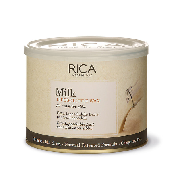 RICA リポソルブルワックス MLK(ミルク)400ml 1