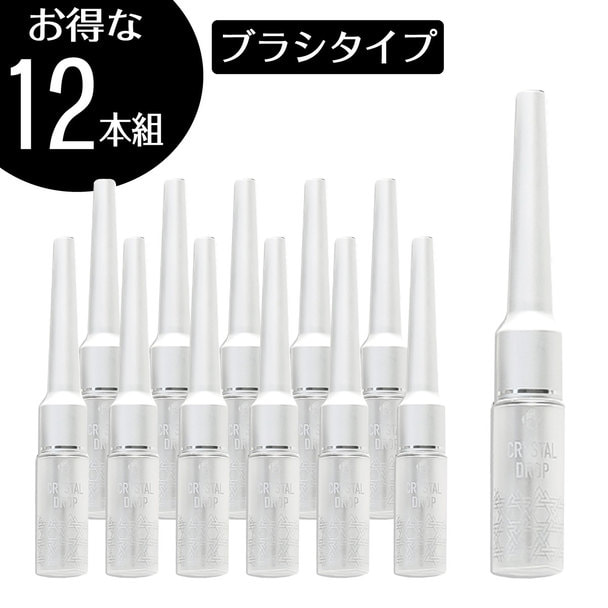 【BL】クリスタルドロップコーティング 7ml (ブラシタイプ)12本セット