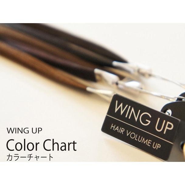【セミナー受講推奨】エクステ増毛WING-UPカラーチャート5色 1