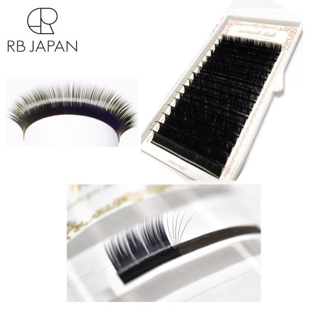 【RB JAPAN】ミラクルラッシュ[Cカール太さ0.07長さ8mm]