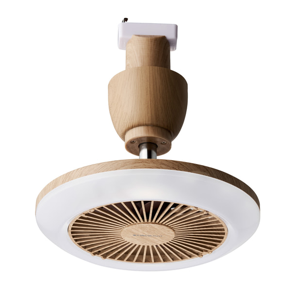 【引掛けタイプ】サーキュライト木目 調光調色型(ライトウッド) 1