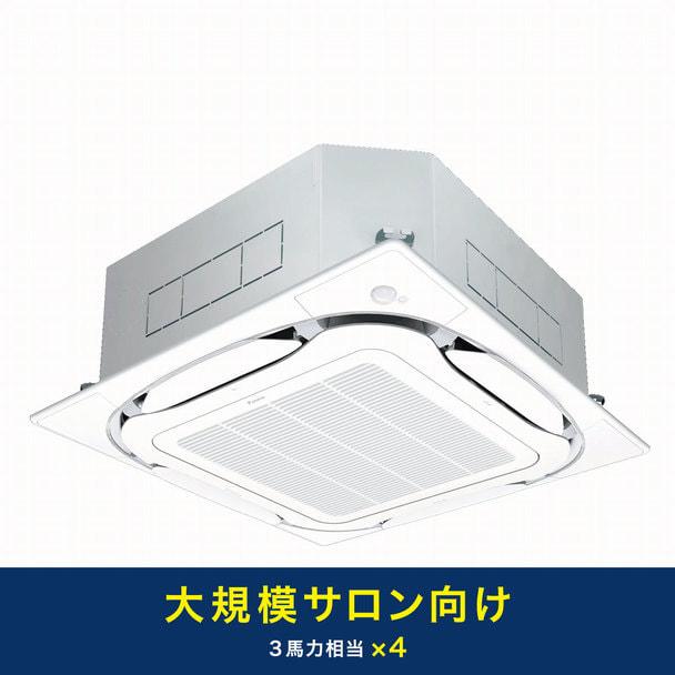 ダイキン 業務用エアコン(大規模サロン向けパッケージ3) 1
