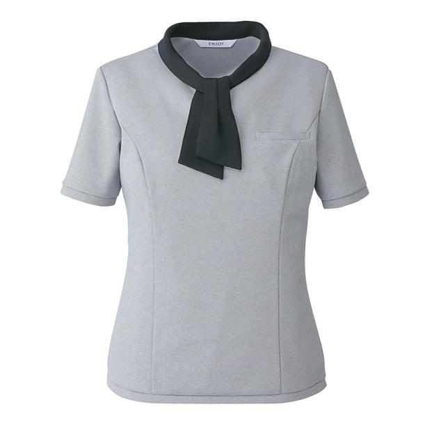 ポロシャツ ESP706(M)(グレー) 1