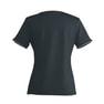 ラウンドTシャツS-41Y(M)(ブラック×ベージュ) 2