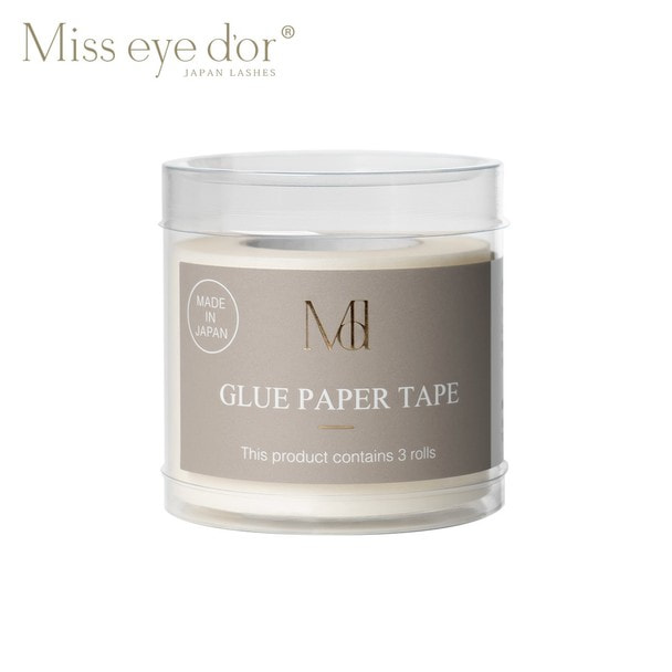 【Miss eye d'or】グルーペーパーテープ 3巻 1