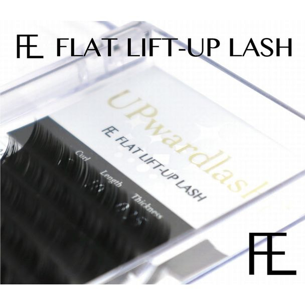 FLAT LIFT・BLACK[CCカール太さ0.12長さ14mm] 1