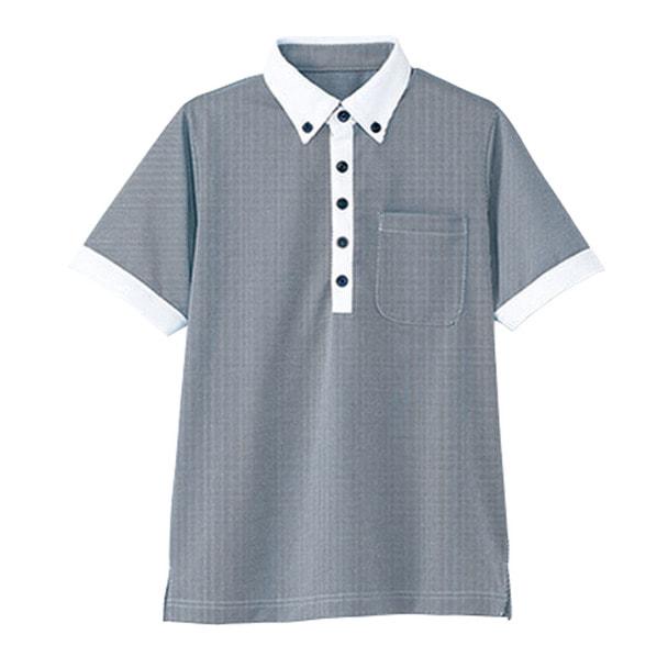 半袖ポロシャツ HM2679(3L)(アルプス) 1