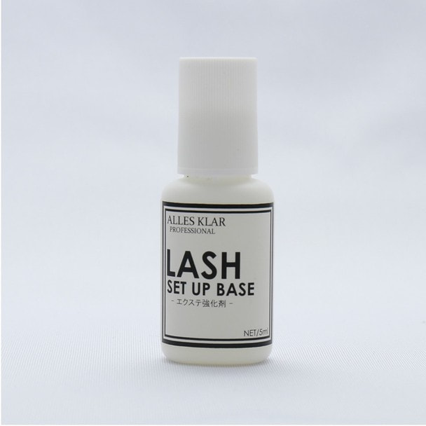 【ALLESKLAR】LASH SET UP BASE 5ml(エクステ強化剤)