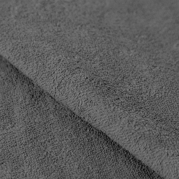 高級パイル地バスタオル(M)70×140cm(アッシュグレー) 1