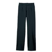 ヒップハングパンツ(ポケット付)WP871-8(7号)(ブラック)