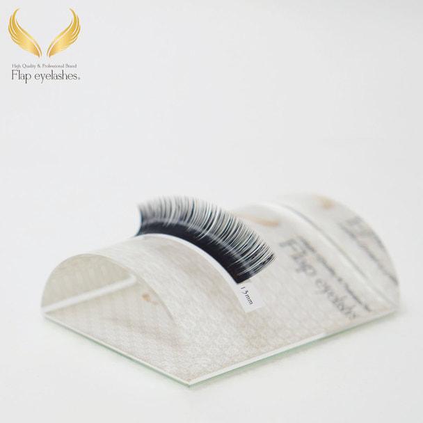 【Flap eyelashes】アーチ形クリスタルプレート(LL)