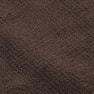 ECOパイル地タオル 34×85cm 12枚入り(ダークブラウン) 1
